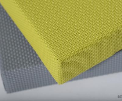 Relief de la membrane acoustique