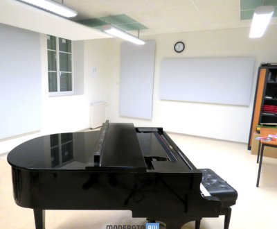 Salle de piano