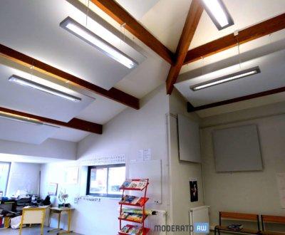Améliorer le confort acoustique dans une classe