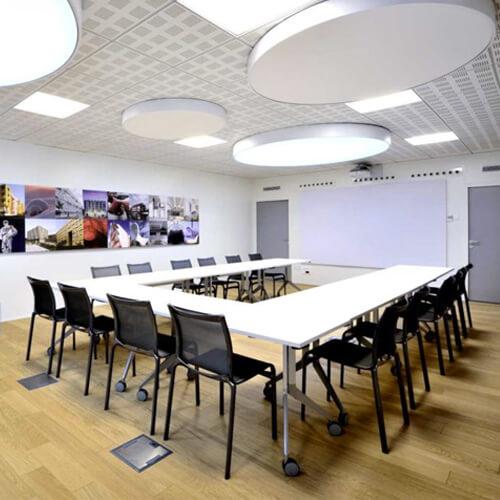 isolation phonique bureaux
