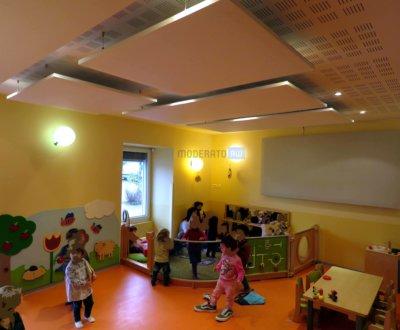 Limiter les conséquences du bruit sur les enfants et le personnel