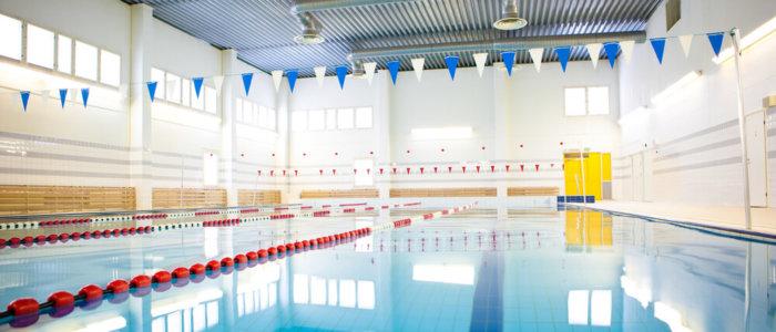 panneaux acoustiques piscine