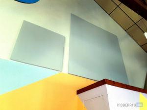 panneau acoustique salle polyvalente