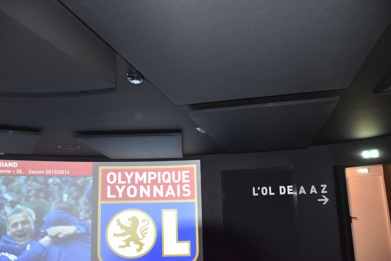 acoustique musée de l'OL