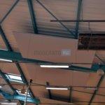 Traitement d'absorption acoustique pour piscines