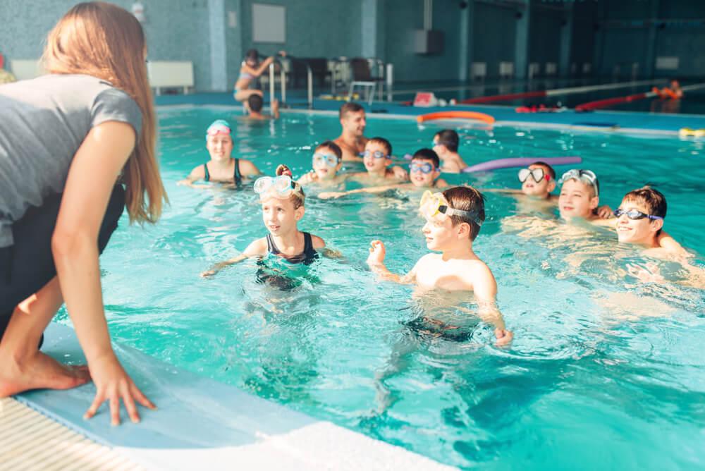 résonnance piscine