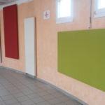 Encore un restaurant scolaire qui choisit de s'équiper en panneaux acoustiques à l'Ecole Jean Jaurès de Mirepoix !