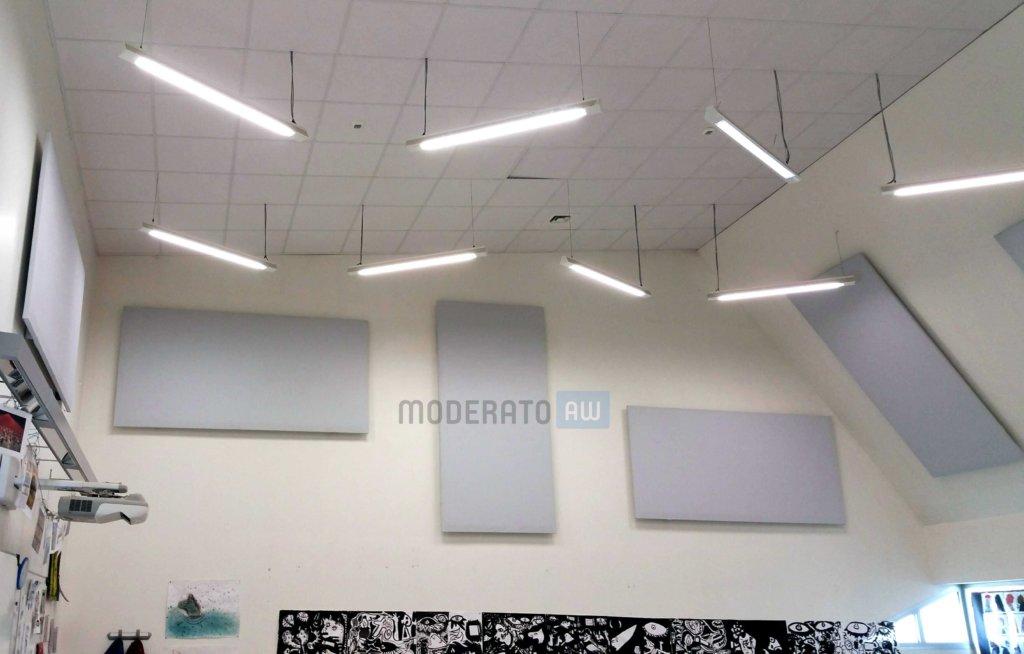 panneaux acoustiques pour les salles de classe moderato aw. Black Bedroom Furniture Sets. Home Design Ideas