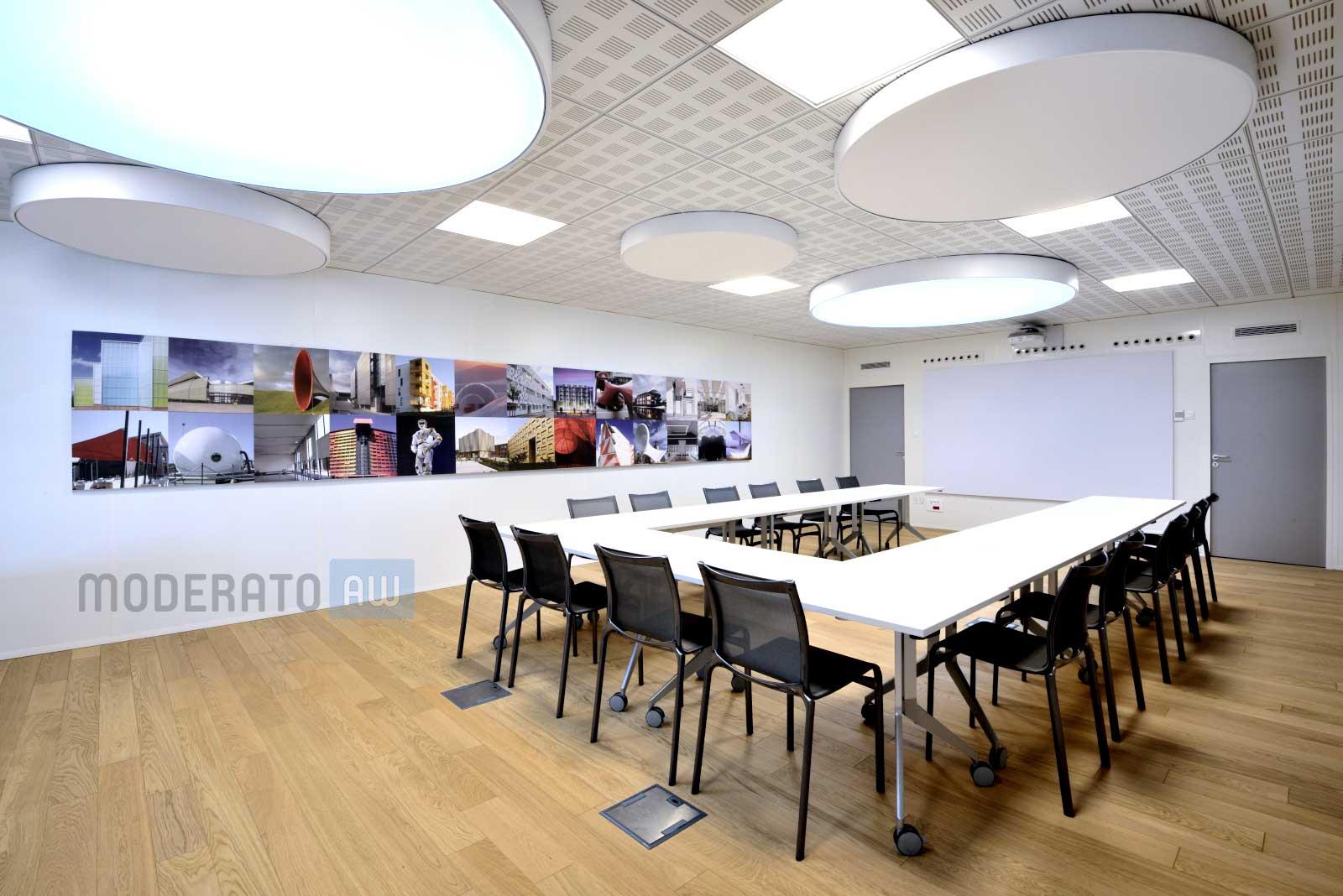 acoustique salle de réunion