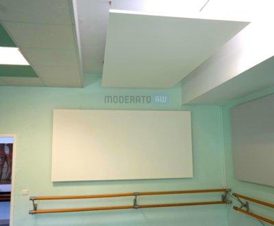 Solutions phoniques pour murs et plafond