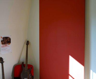 cadre mural acoustique